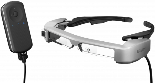 Epson Moverio Bt-350 (std) Smart Glasses Bt-3s