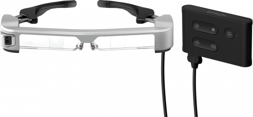 Epson Moverio Bt-35e Smart Glasses (bt-3sif)