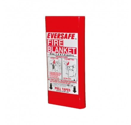 EVERSAFE FIRE BLANKET 1.2 x 1.8