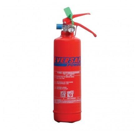EVERSAFE FIRE EXTINGUISHER AB DRY 1KG