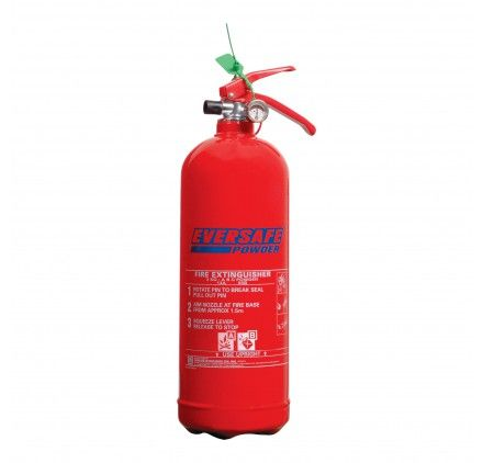 EVERSAFE FIRE EXTINGUISHER AB DRY 2KG