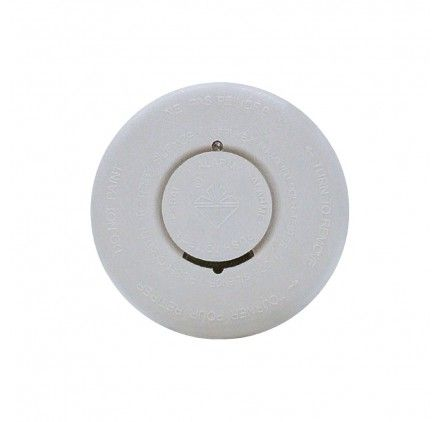 Eversafe Miniature Battery Operated Photoelectric Smoke Alarm