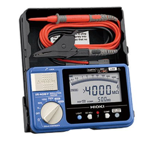 Hioki Insulation Tester IR4057-20