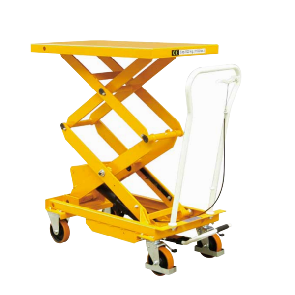 Ezlift Manual Hydraulic Lift Table Bs Series