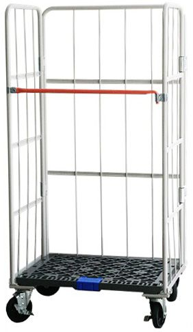 Ezroller Worktainer Roll Cages Trolley