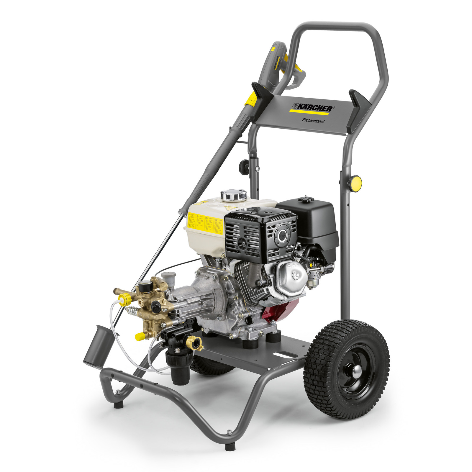 Karcher Diesel Driven High Pressure Cold Water Cleaner Hd 9/23 De