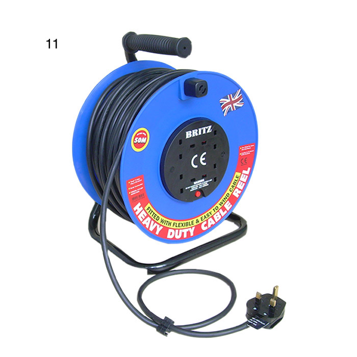 Britz Cable Reel (4 x 13A Socket)