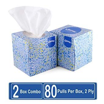 Facial Tissue Cube 2ply ( 17741 ) 48box X 75's
