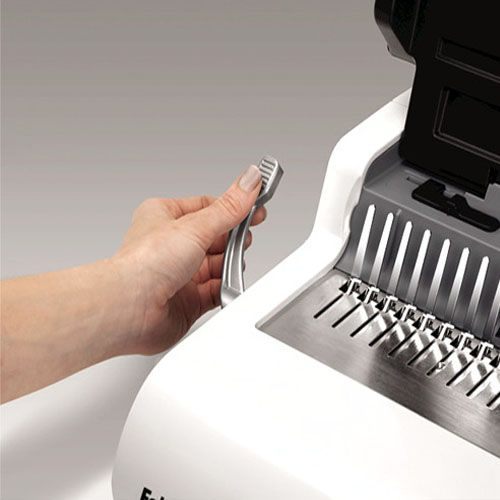 Fellowes Pulsar-e 300 Electric Comb Binder White 5620701