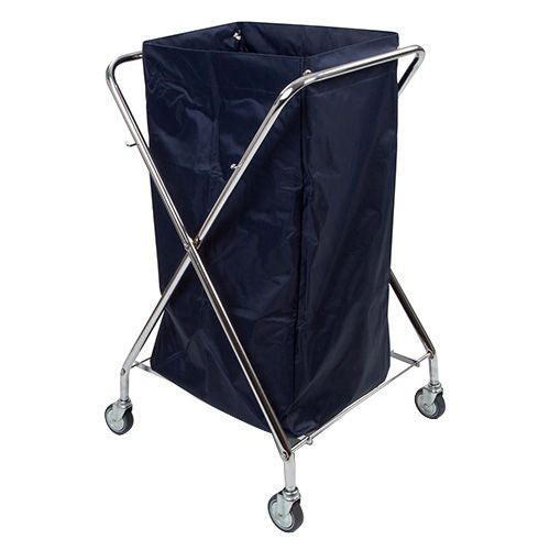 Filmop Laundry Collection Trolley With Plastified Bag 8043