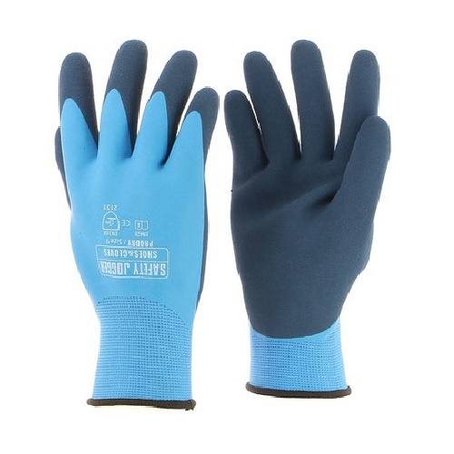 Safety Jogger Nylon Knitted Gloves Prodry (dozen)