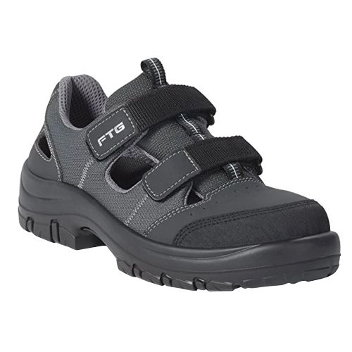 Ftg Lightweight Sandals With Toe Cap