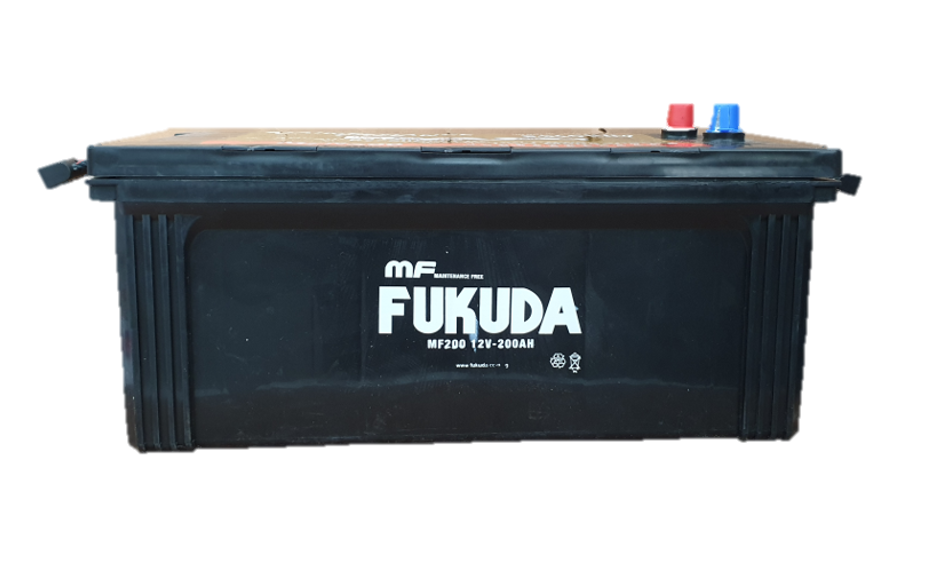 Fukuda MF200-12v Wet Cell Mf Battery