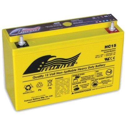 Fullriver Sbs 15 12v 15ah Battery