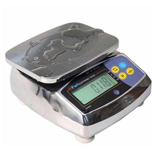 Furi WPS-30KA 30kg/1g Waterproof Ip65 Digital Weighing Scale
