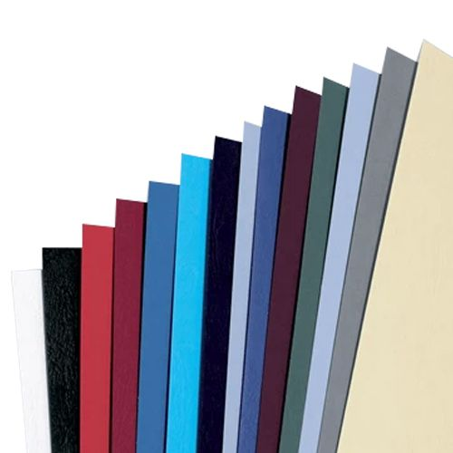 Gbc Ibico Fancy Binding Cover A4 100/pack