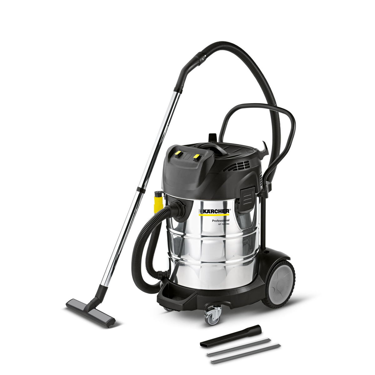 Karcher Standard Type Filter Wet & Dry Vacuum Cleaner NT 70/2Me