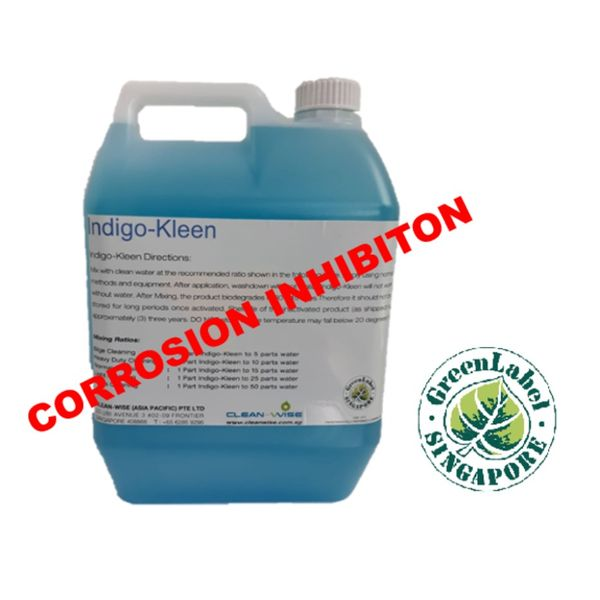 Green Certified Corrosion Inhibitor/ Degreaser/general Cleaner/odor Remover - 20 Litres