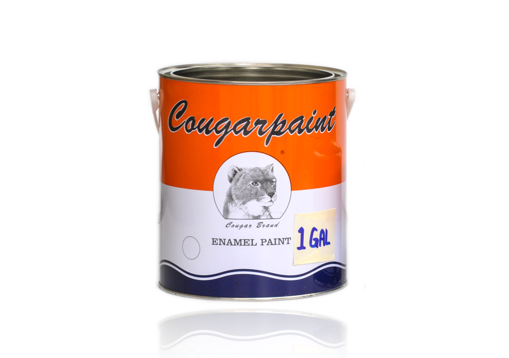 Cougar Enamel Paint Glossy