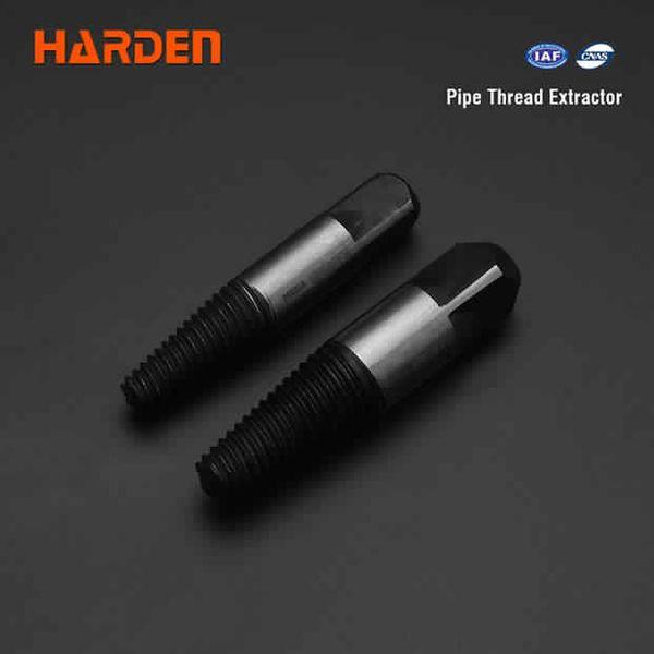 Harden Pipe Thread Extractor