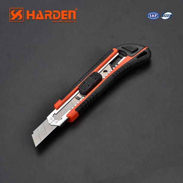 Harden Plastic Knife Metal Holder 3pcs Blade 570312