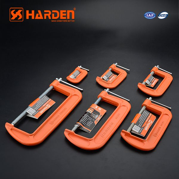 Harden Professional Alloy Steel G Clamp