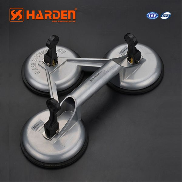 Harden Professional Aluminum Alloy Triple Suction Lifter 620607