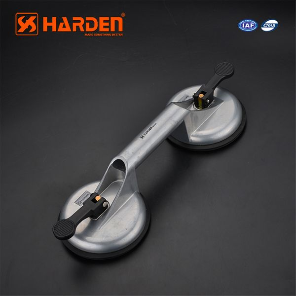 Harden Professional Aluminum Alloy Twin Suction Lifter 620606