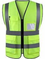 Hi Safety Vest With Pockets