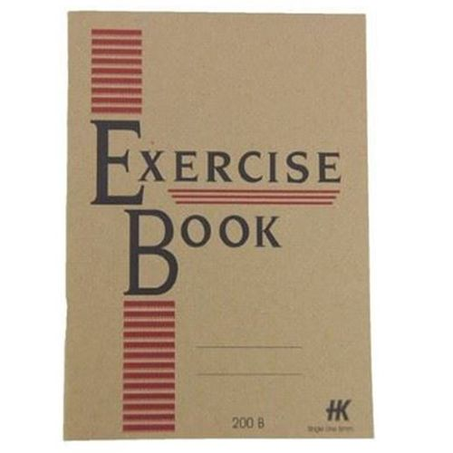 Hk Softcover Exercise Book
