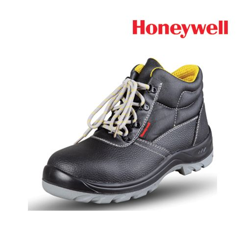 Honeywell Rookie Mid-cut Ankle Laced Safety Shoes