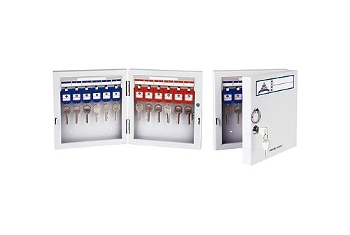 Key Cabinet Lockable / Metal - 12keys