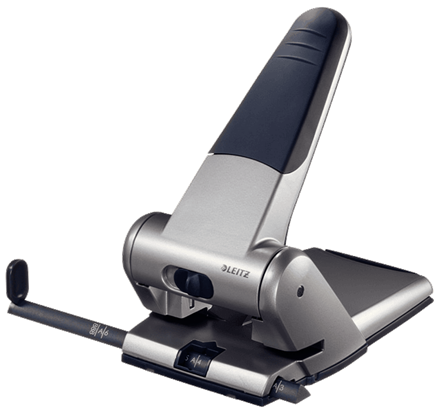 Leitz Heavy Duty 2-hole Punch