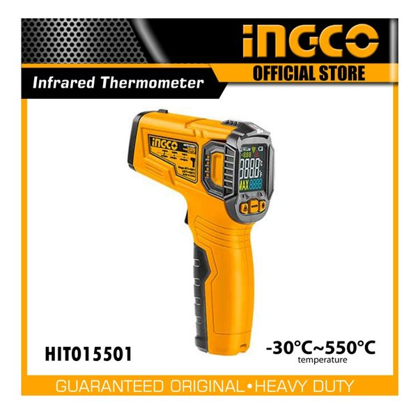 Ingco Industrial Infrared Thermometer HIT015501
