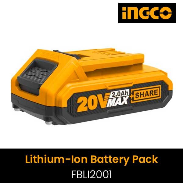 Ingco Lithium-ion Battery Pack