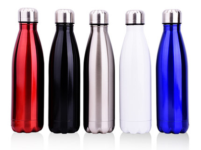 Insulated Stainless Steel Sports Bottle 500ml ( Moq 100 Pcs )