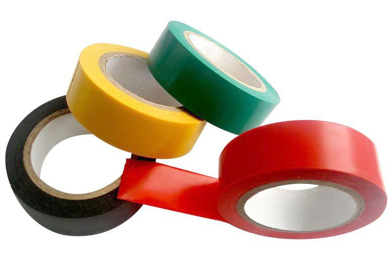 Insulation Vinyl / Pvc Electrical Tape
