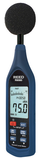 Integrated Class 2 Sound Level Meter