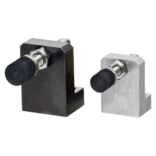 Iwata Lsdn-u Type Stainless Steel Linear Stopper With Urethane Bolt 25mm X 43.5mm LSDN-09S-U