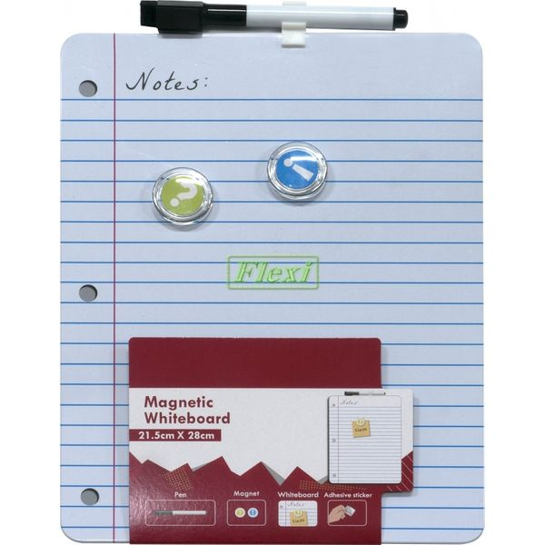Jl-020 Magnetic Whiteboard - Notes