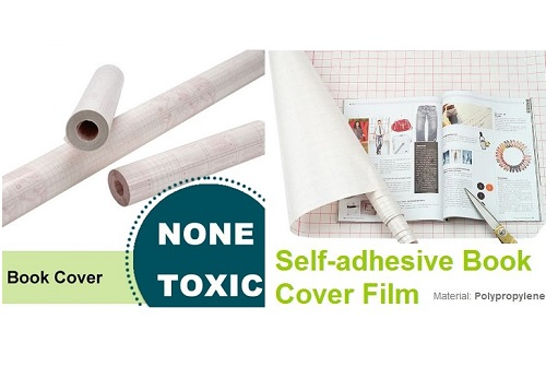 Self Adhesive Film - Sticky Sheet / Clear - (不干胶-透明贴)