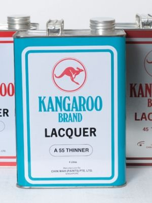 Kangaroo Thinner A55 (3.78l)