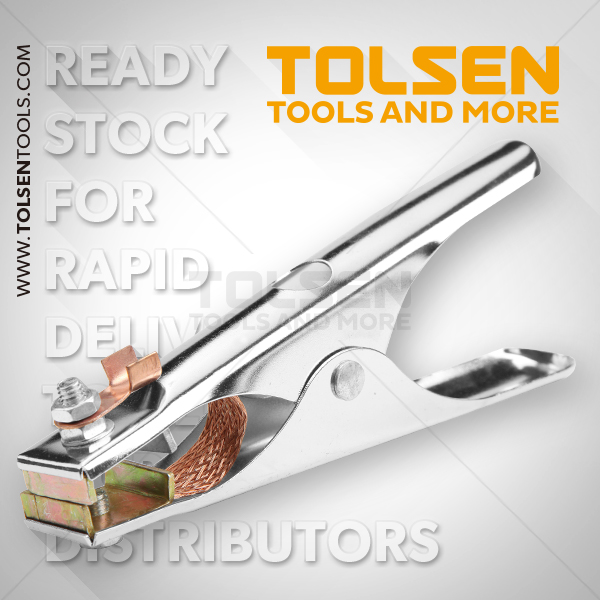 Tolsen 500a Earth Clamp 44941