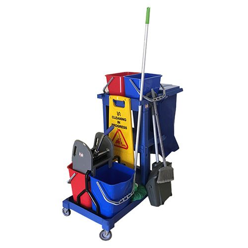 Kleanway ECO-2 Cleaning Cart
