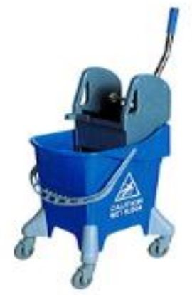 Kleenmaid Single Bucket With Down Press Wringer