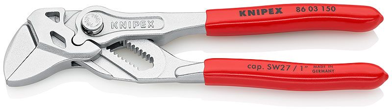 Knipex Pliers Wrench 86 03 150
