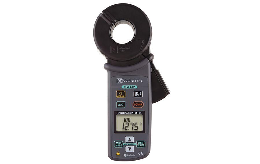 Kyoritsu Earth Clamp Meter KEW 4202