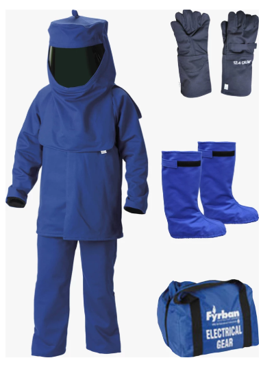 Lakeland Cat4 48 Cal Arc Flash Protective Suit AR48