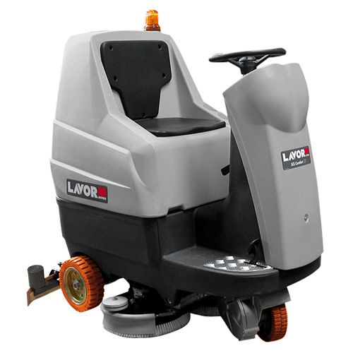 Ride on Scrubber Machine - Lavorpro COMFORT XS-R 85 ESSENTIAL Autoscrubber Automatic Scrubber Dryer