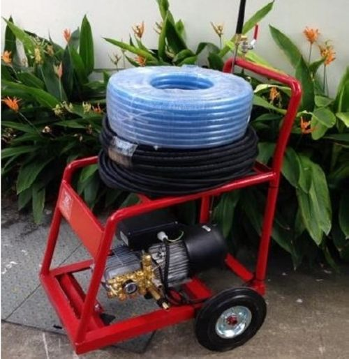 Lavorpro Heavy Duty Pressure Cleaner With Metal Trolley - TUCSON 1509 Hi Jet, High Pressure Jet Washer